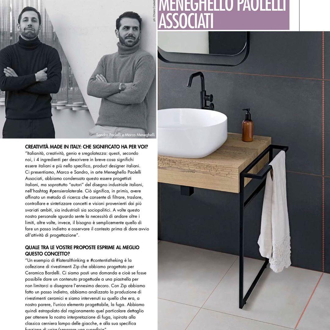 Meneghello Paolelli Associati for AB – Abitare il bagno