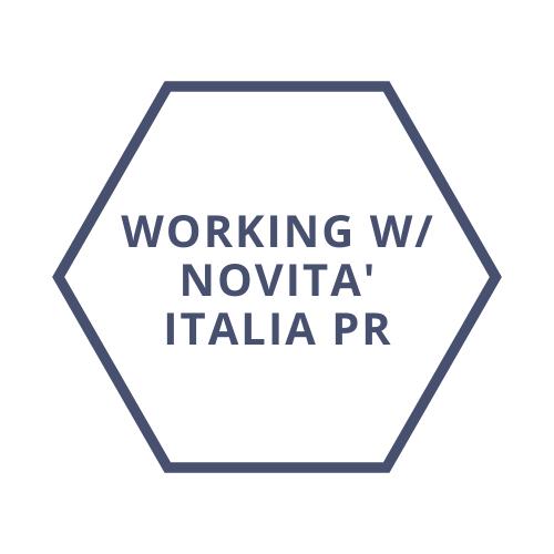 (Italiano) Novità Italia PR